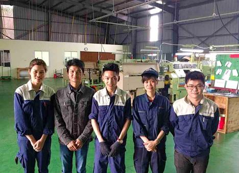 兵庫精密工業所 ベトナム工場