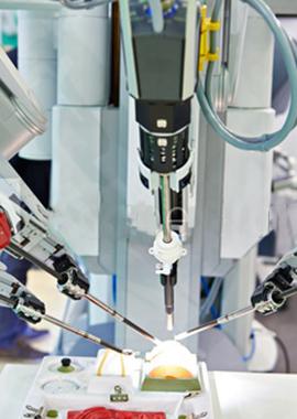 産業用ロボット部品